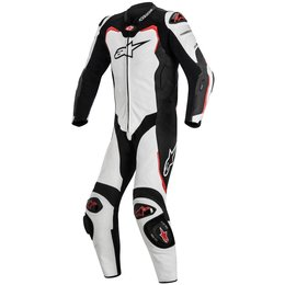 Alpinestars Mens GP Pro 1 Piece Leather Suit For Tech-Air Race Airbag System Black