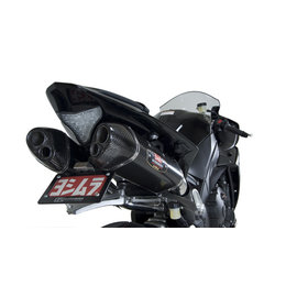 Carbon Fiber Sleeve Mufflers With Carbon Fiber Tips Yoshimura Trc-d Dual So Mufflers Dual Outlet End Caps Ss Cf Cf Yamaha Yzf-r1