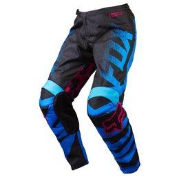 Fox Racing Youth Girls 180 Pants Original Style Blue