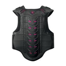 Icon Womens Stryker Armor Protection Vest Black