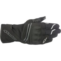 Alpinestars Mens Equinox Outdry CE Textile Gloves Black