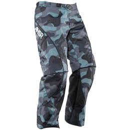 Black Camo Answer Mens Mode Over The Boot Convertible Pants 2015 Us 28