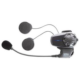 Sena Technologies SMH10-11 Single Bluetooth Headset With Universal Microphone