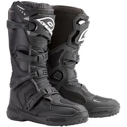 Oneal Mens Element MX Boots Black
