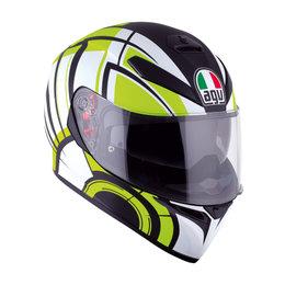 AGV K-3 SV K3SV Avior Full Face Helmet White