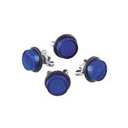 Blue Chris Products Mini Reflectors 4 Pack Universal