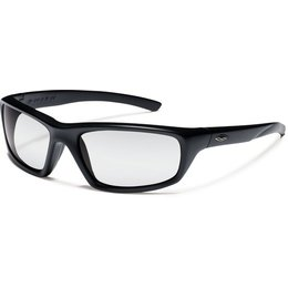 Black/clear Smith Optics Director Tactical Sunglasses 2013 Black Clear