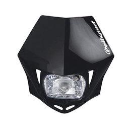 Black Polisport Mmx Headlight 35 Watt Universal