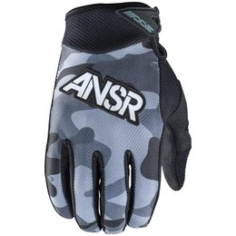 Black Camo Answer Mens Mode Gloves 2015