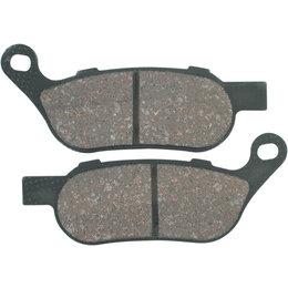 Drag Specialties Organic Aramid Rear Brake Pads Single Set For Harley 1720-0218