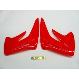 Acerbis Radiator Shrouds Red For Honda CR85R 2003-2007