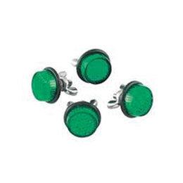 Green Chris Products Mini Reflectors 4 Pack Universal