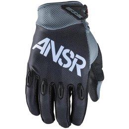 Black Answer Mens Mode Ar Gloves 2015