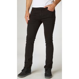 Fox Racing Mens T Rex Overdyed Skinny Fit Denim Jeans