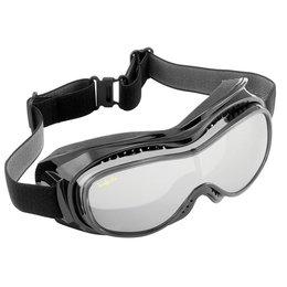 Smoke Pacific Coast Airfoil 9300 Otg Goggles Silver