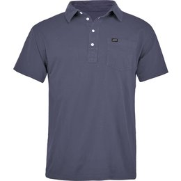 Asphalt Smith Optics Mens Clark Polo Shirt 2013