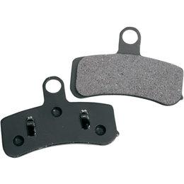 Drag Specialties Semi-Metallic Front Brake Pads Single Set For Harley 1721-0931