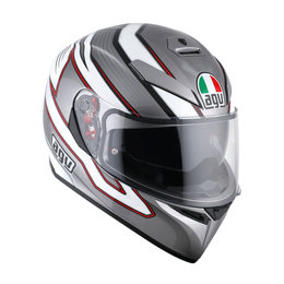 AGV K-3 SV K3SV Mizar Full Face Helmet Grey