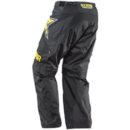 Black Answer Mens Mode Rockstar Over The Boot Convertible Pants 2015 Us 30