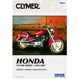 Clymer Repair Manual For Honda VT1100 VT-1100 Series 95-07
