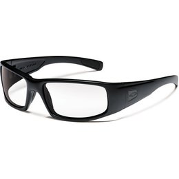 Black/clear Smith Optics Hideout Tactical Sunglasses 2013 Black Clear