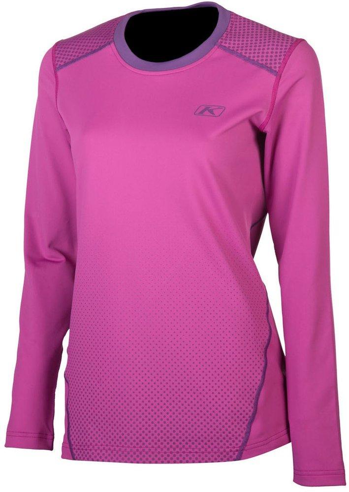 Klim womens solstice 1 0 base layer shirt original for Womens base layer shirt