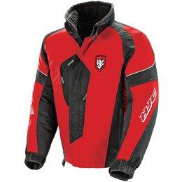 HJC Youth Boys Storm Waterproof Snowmobile Jacket Red