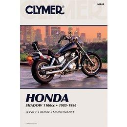 Clymer Repair Manual For Honda VT1100C Shadow 85-96