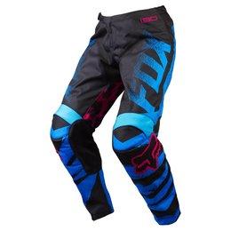 Fox Racing Kids Girls 180 Pants Original Style Blue