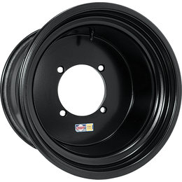 Douglas Wheel UTV Ultimate 14X8 4B+4N Offset 4/110 BP Black ULS14084410BLK Black