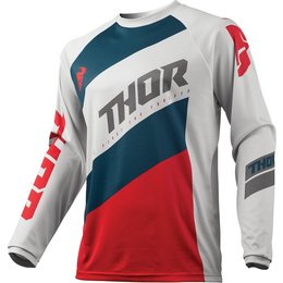 Thor Youth Boys Sector Shear Jersey Grey