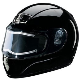Z1R Phantom Snow Helmet With Electric Shield Black