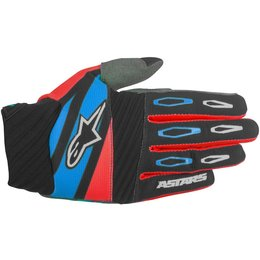 Alpinestars Mens Techstar Factory Textile Gloves Black