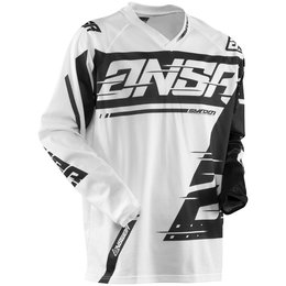 Answer Racing Mens Syncron Air MX Jersey White