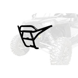 Dragonfire Racing RacePace Front Bash Bumper For Polaris RZR 900 RZR 1000 Black Black