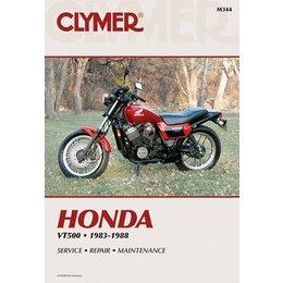 Clymer Repair Manual For Honda VT500 VT-500 83-88