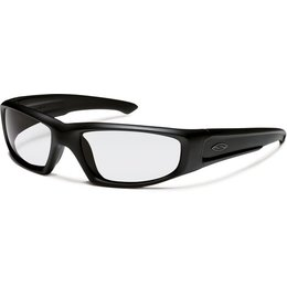 Black/clear Smith Optics Hudson Tactical Sunglasses 2013 Black Clear