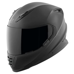 Speed & Strength SS1310 Solid Speed Full Face Helmet Black