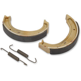 SBS All Weather Rear Brake Shoes With Springs Single Set Only BMW 2139 Unpainted