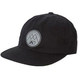 Klim Mens Base Camp Low Profile Lightweight Hat Black