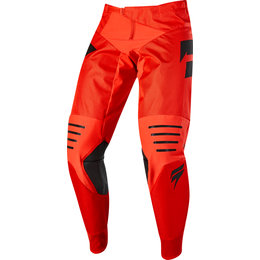 Shift Racing Mens 3lack Black Label Mainline Pants Red