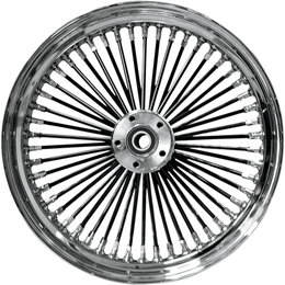 Drag Specialties 18x5.5 Fat Daddy Radially Laced Rear Wheel For Harley 0204-0368