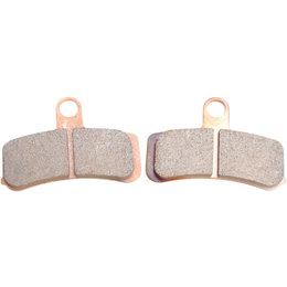 Drag Specialties Sintered Metal Front Brake Pads Single Set For Harley 1721-1434