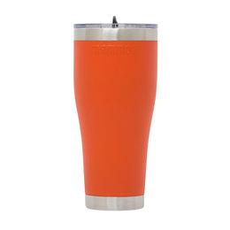 Mammoth Rover Tumbler Travel Mug 30oz Orange