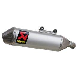 Akrapovic Racing Line Exhaust BN Muffler Titanium For Yamaha YZ450F 2010-2013