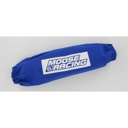 Moose Racing Mud Shock Covers Blue 9-1/2 X 12-1/2