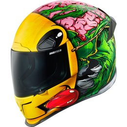 Icon Airframe Pro Brozak Full Face Helmet Green