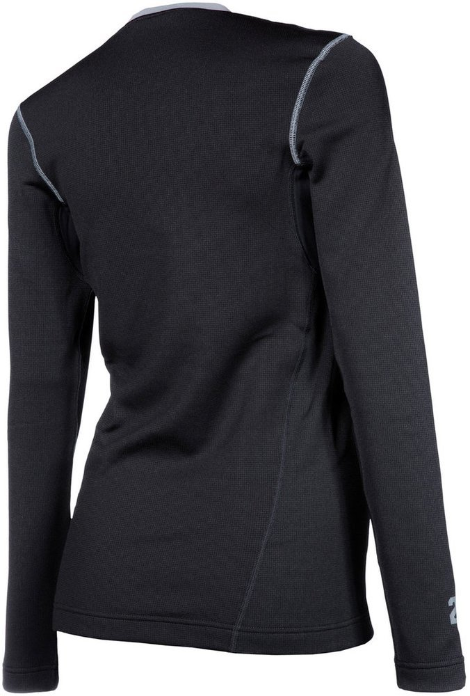 Klim womens solstice 2 0 mid weight base layer 1005519 for Womens base layer shirt