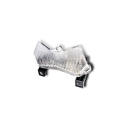 Rumble Concept LED Integrated Taillight Clear For Kaw ZX-6R Z750 Z1000 03-06