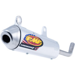 FMF Racing TurbineCore 2 S/A Silencer KTM 18 85 SX 17/14 Stainless Steel 025227 Unpainted